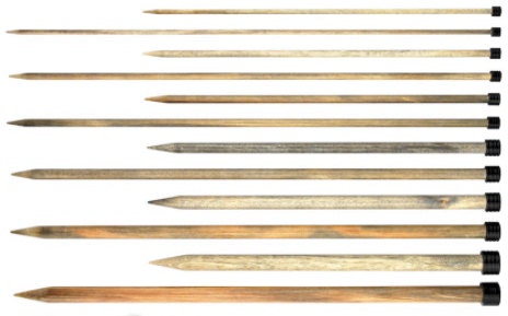 Lykke straight knitting needles