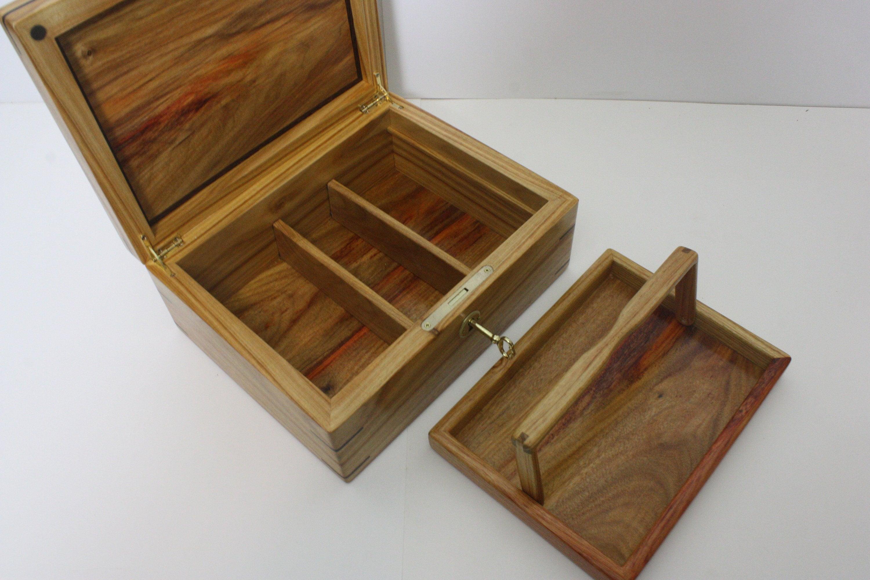 Canarywood Keepsake Box