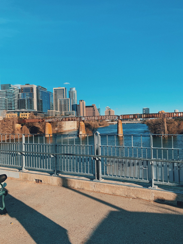 Lamar Street Bridge Austin Texas