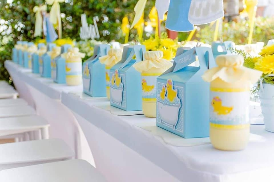 Rubber Ducky Birthday Party Ideas | Little Printables Shop | Rubber Ducky Party Ideas | Rubber duck Baby Shower Ideas | Rubber Duck Party Decor | Rubber Duck Party Favor | Rubber Duck Food Ideas | Rubber duck Beverages | Rubber duck Party Box | Rubber duck Party favor