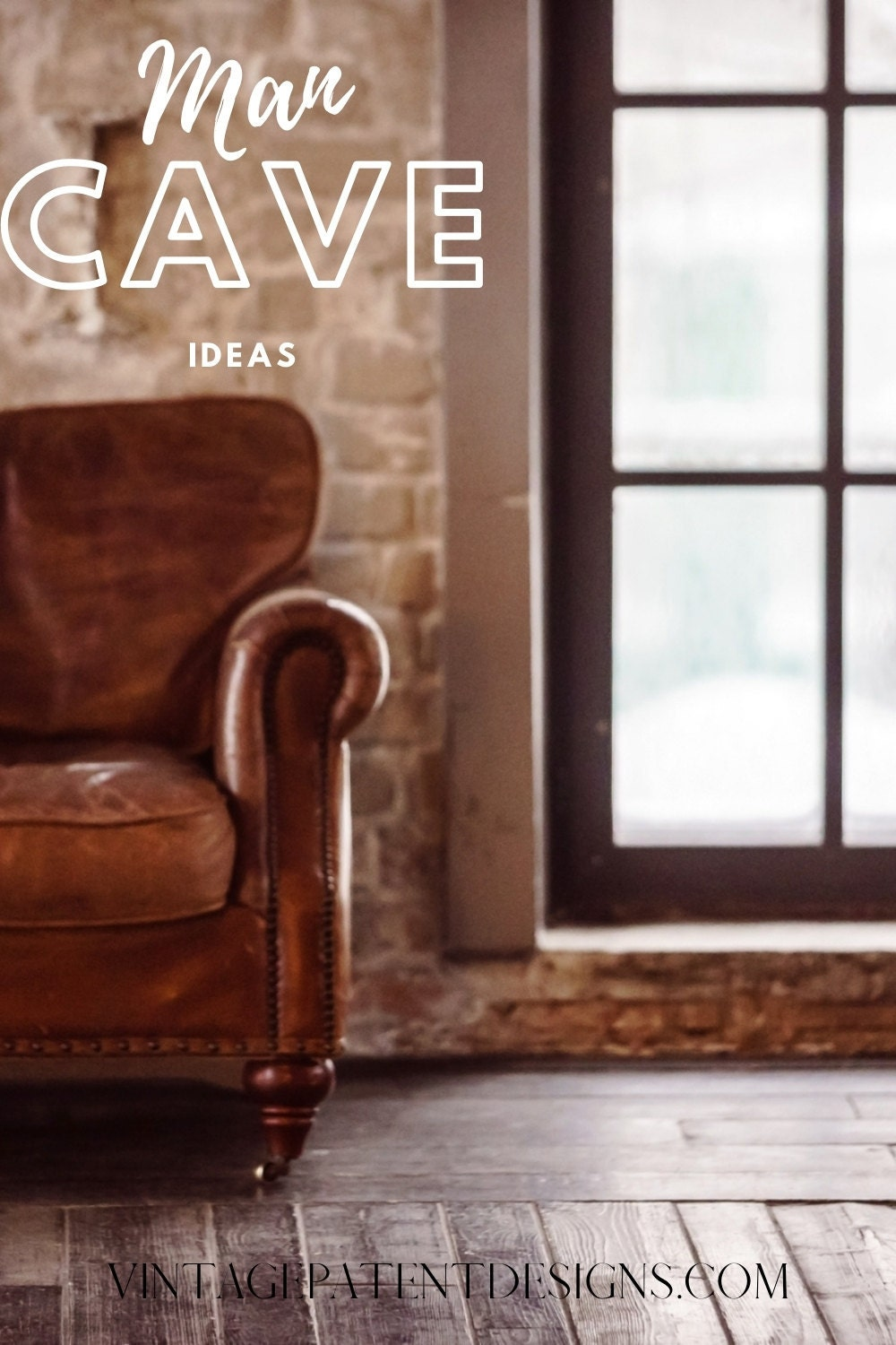 man cave ideas - even if its only a chair