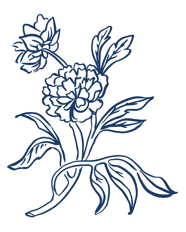 @HostClubco Botanical Print