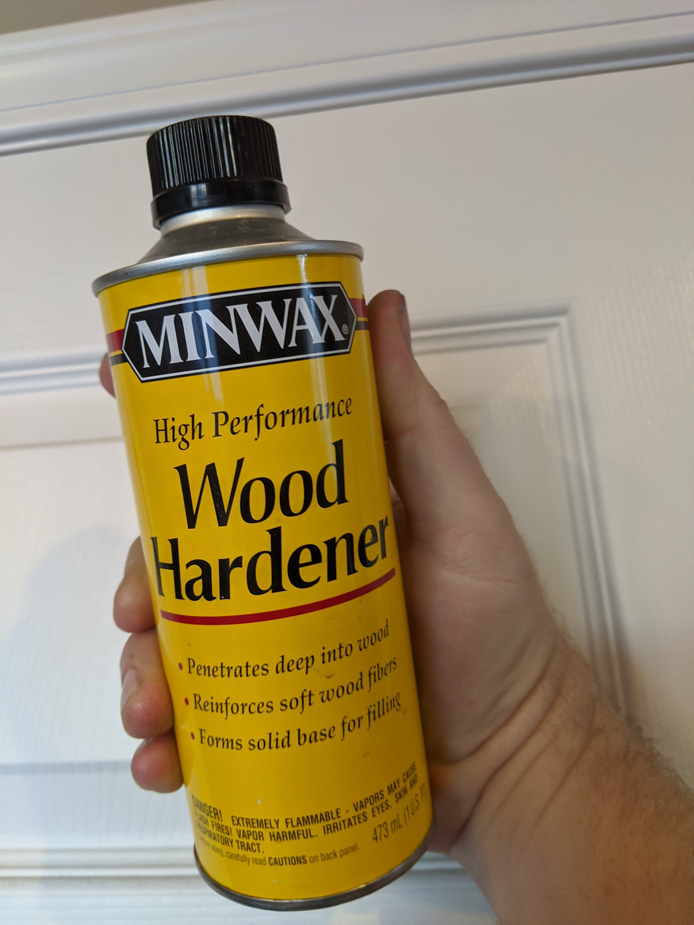 how to stabilize wood Minwax