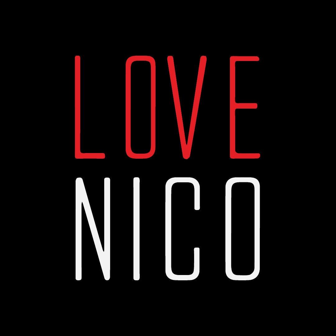 Love Nico 2004 Logo