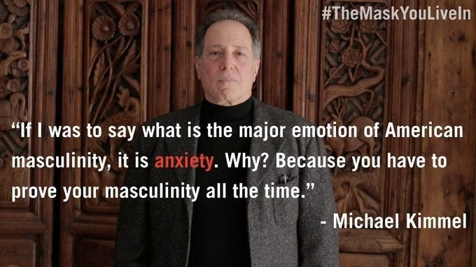 Michael Kimmel on toxic masculinity