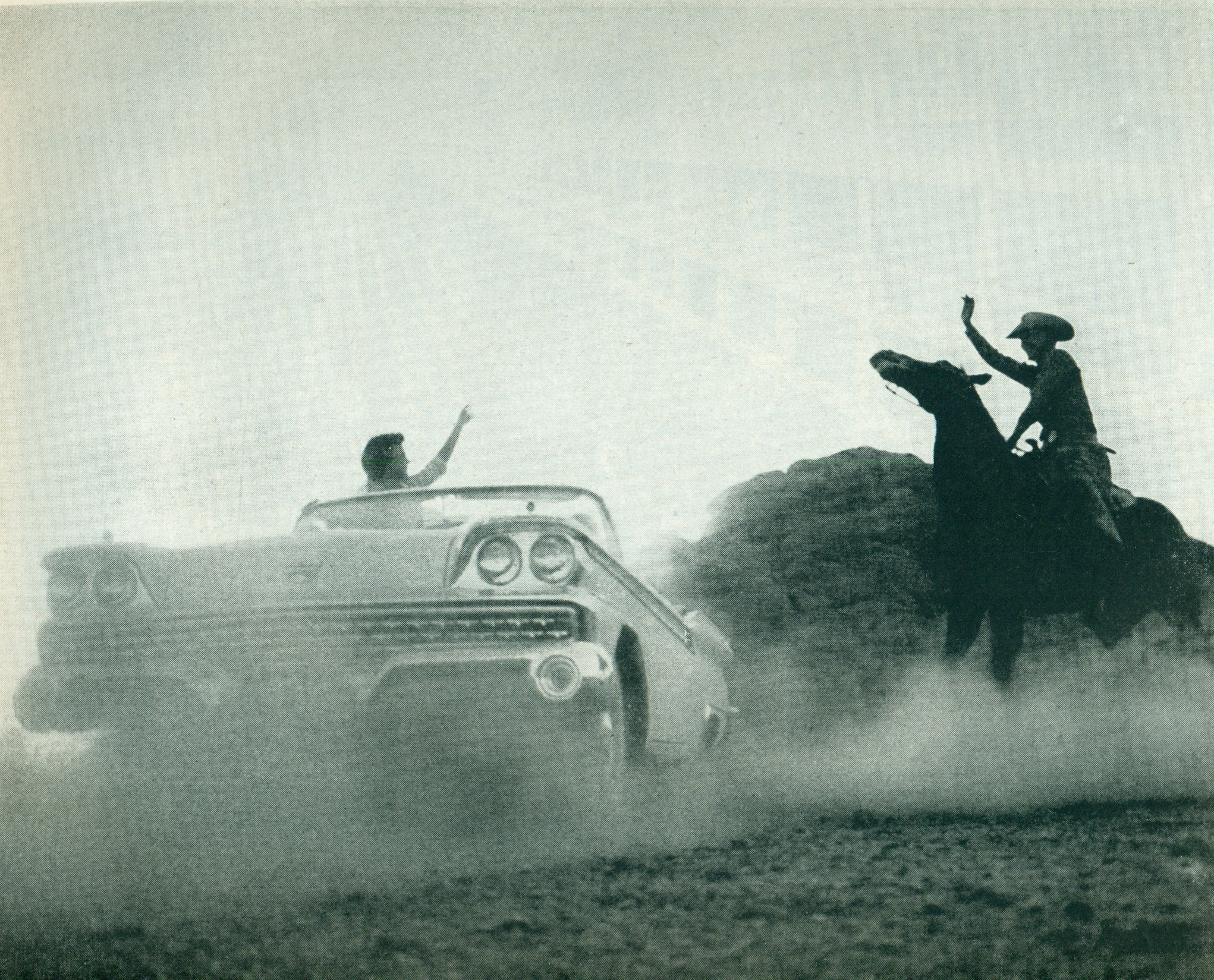 Cowboys and Classic Cars