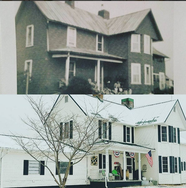 Our 1900 Farmhouse