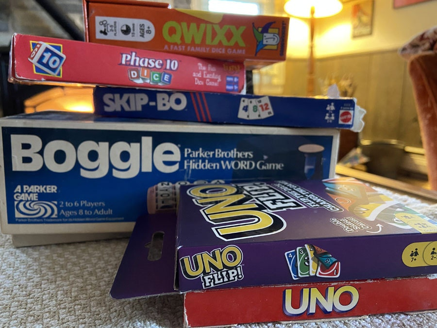 Family games to play over video chat