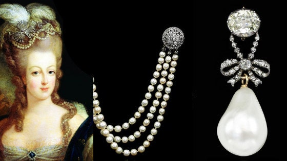 Royal Jewels: Marie Antoinette