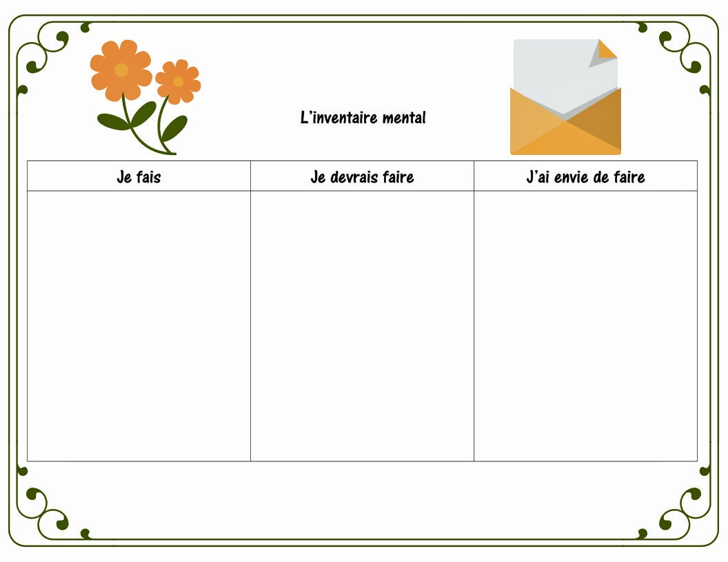 notebook - bullet journal - carnet créatif - psychologie