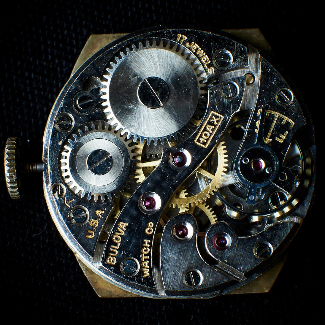 watch mechanics