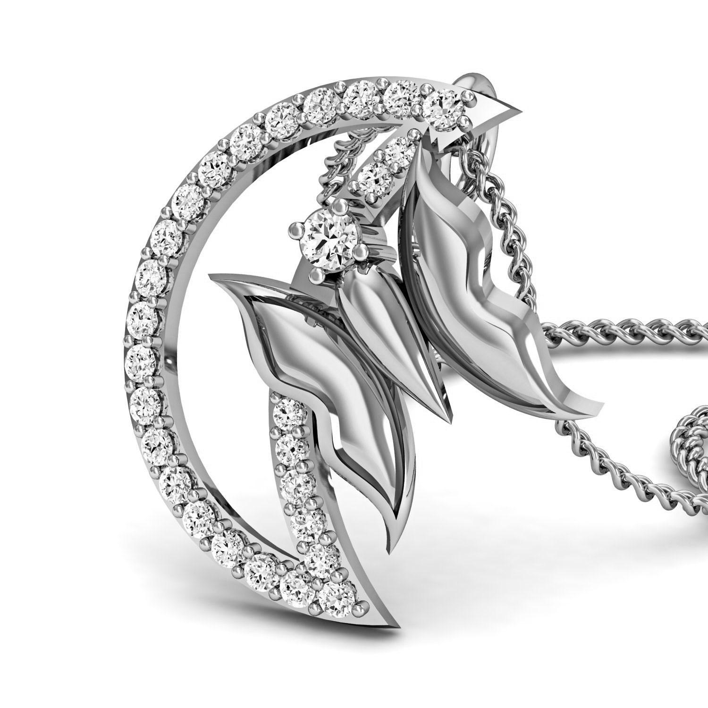 Butterfly Bespoke Pendant by Gem Select Crafts