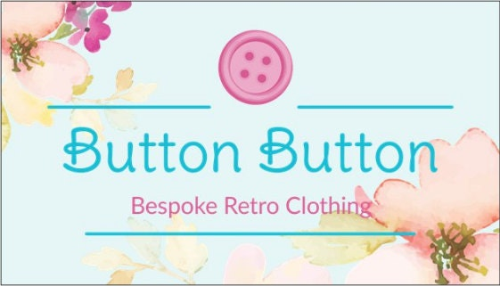Button Button Retro
