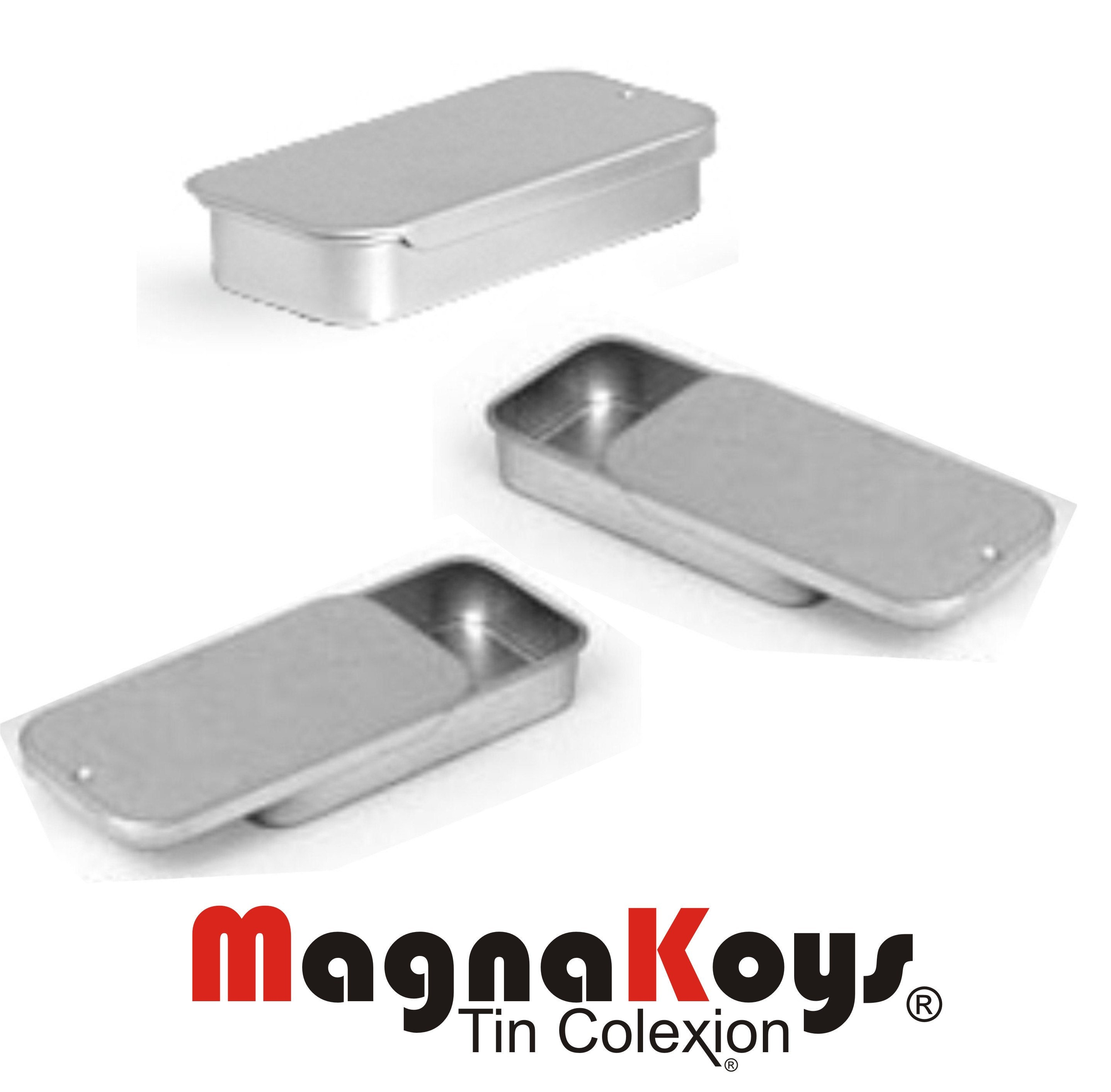 MagnaKoys® Small Slide Tins