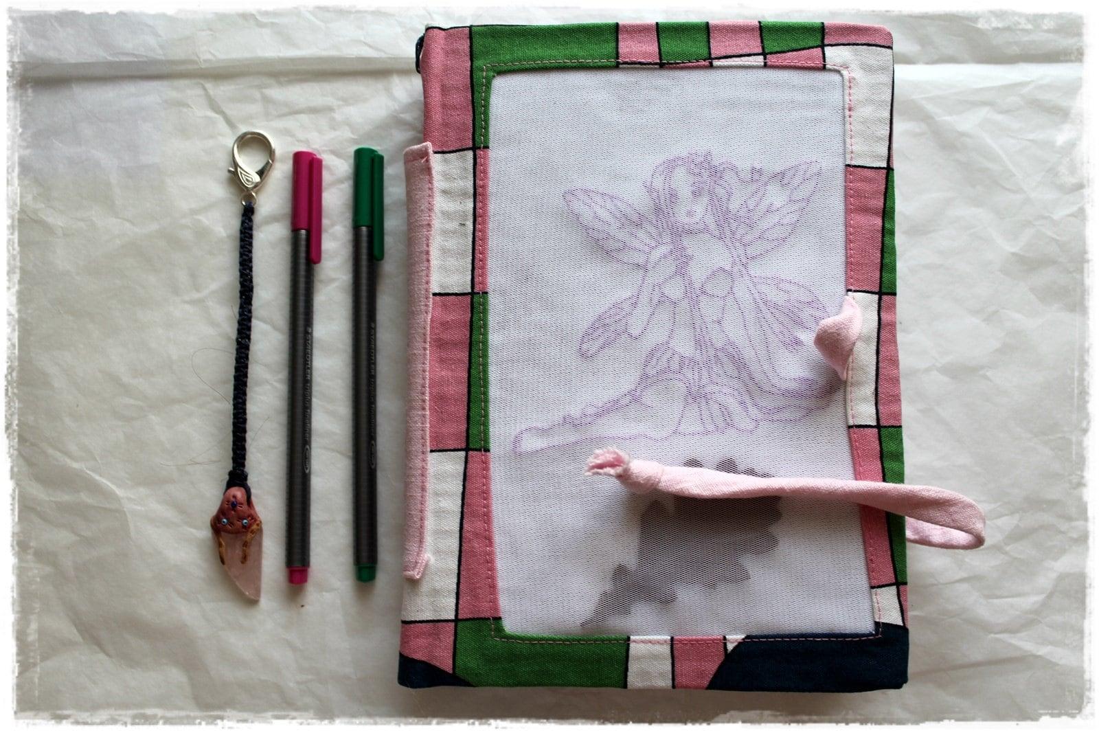 carnet artisanal, bujo, litho-thérapie, bullet journal
