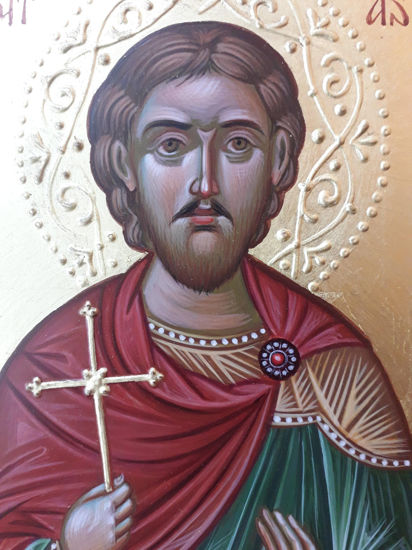 St. Asterius, Martyr Asterius the Senator at Caesarea, in Palestine