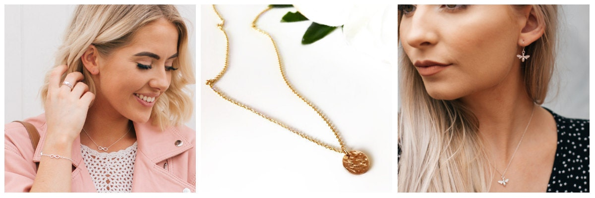 Choose from a range of symbols, each with their unique meanings in our Karma, Nature, and Halo Collections