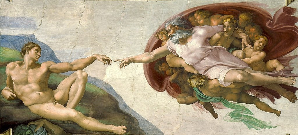 Michelangelo / Public domain Wikimedia Commons
