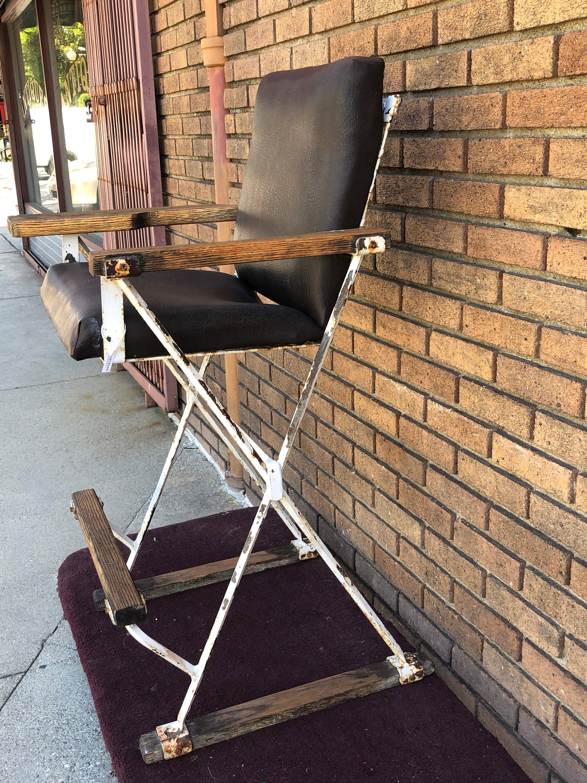 vintage director/screenwriter chair