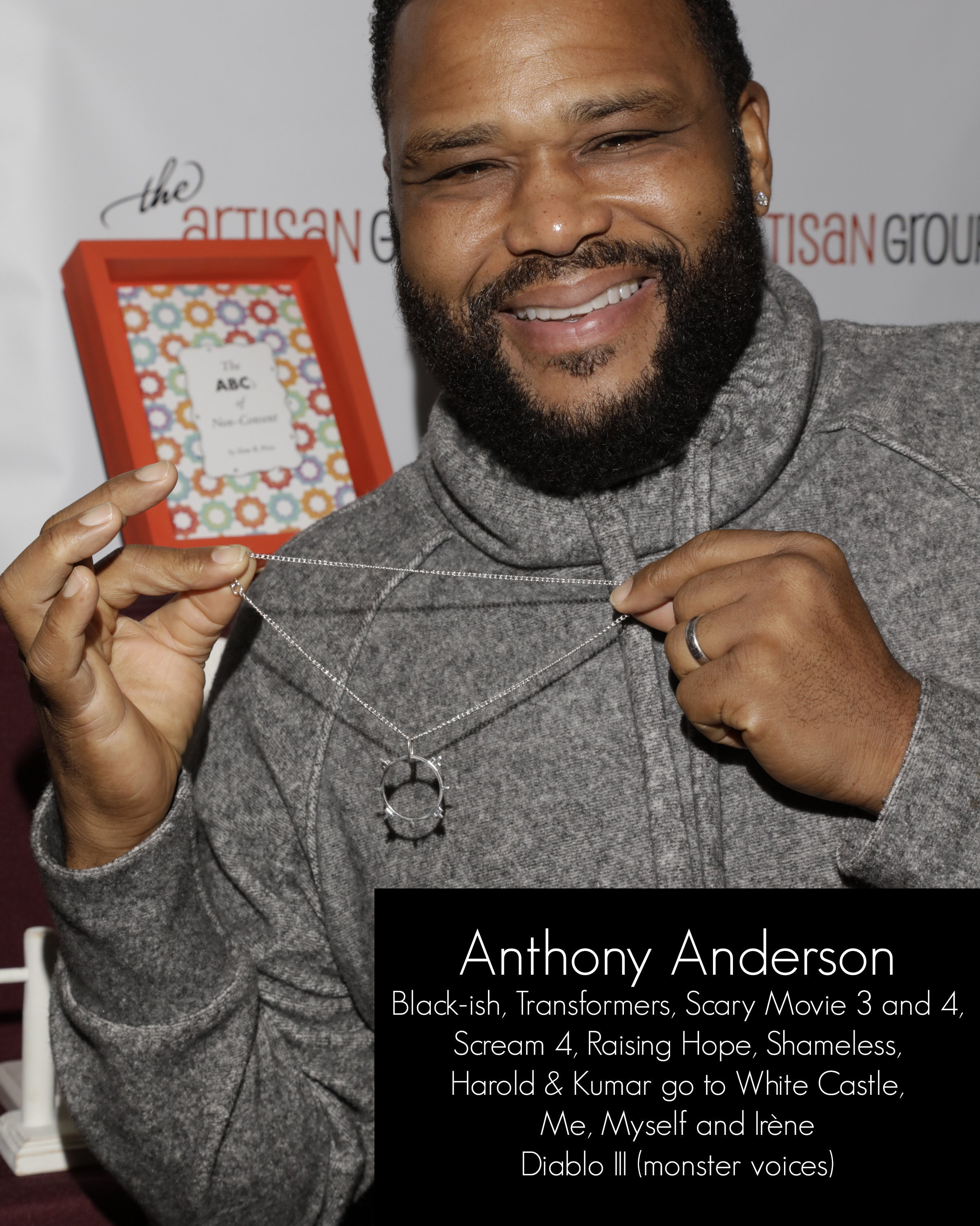 anthony anderson and inchoo bijoux