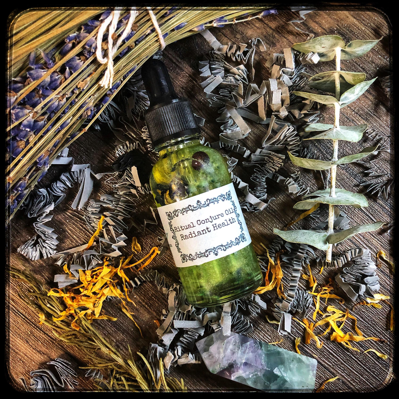 ritual arts atelier conjure oil