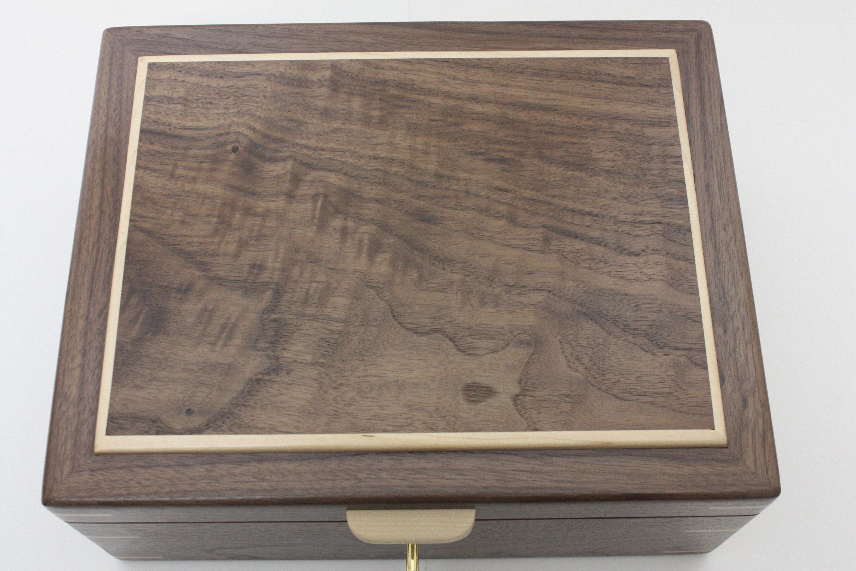 Wild Grain Black Walnut Box