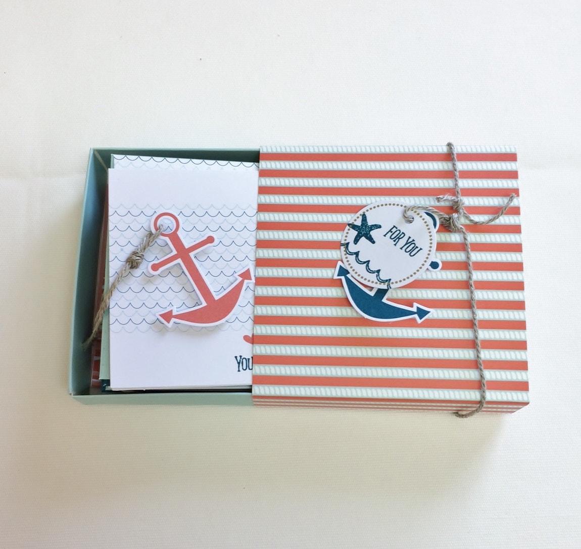 GiftsandHomeDecorUS Nautical Gift Cards Set