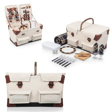 Charleston Picnic Basket Set