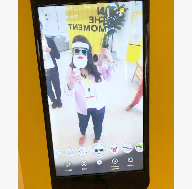 Snapchat Accelerator, YellowLA