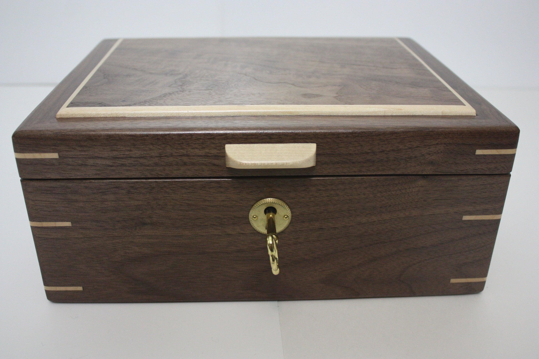 Large Handmade Wood Box