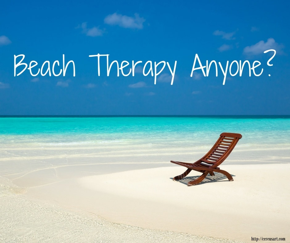 Beach Therapy, Anyone?