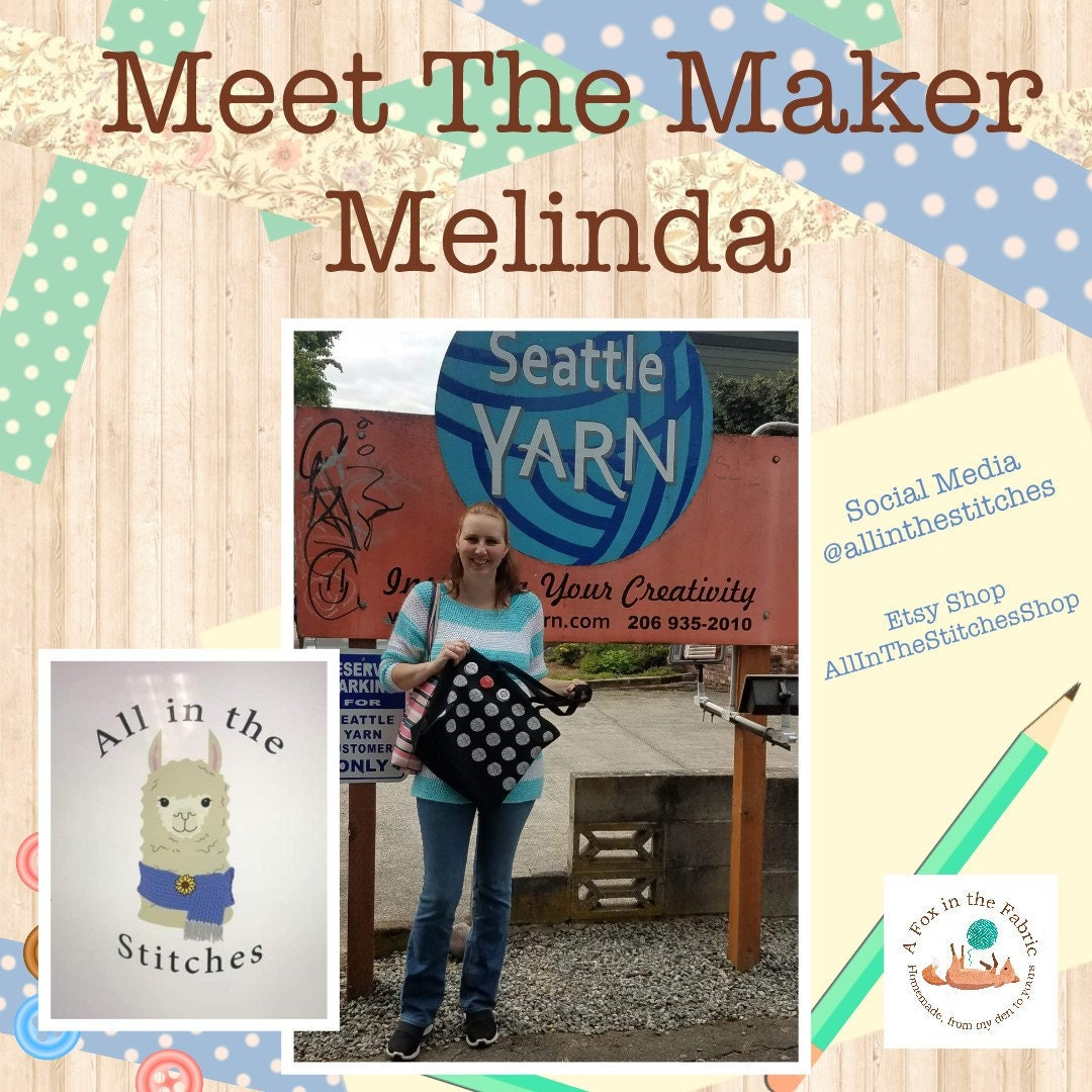 Meet The Maker Behind All In The Stitches