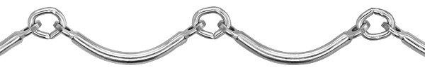 Scalloped Chain