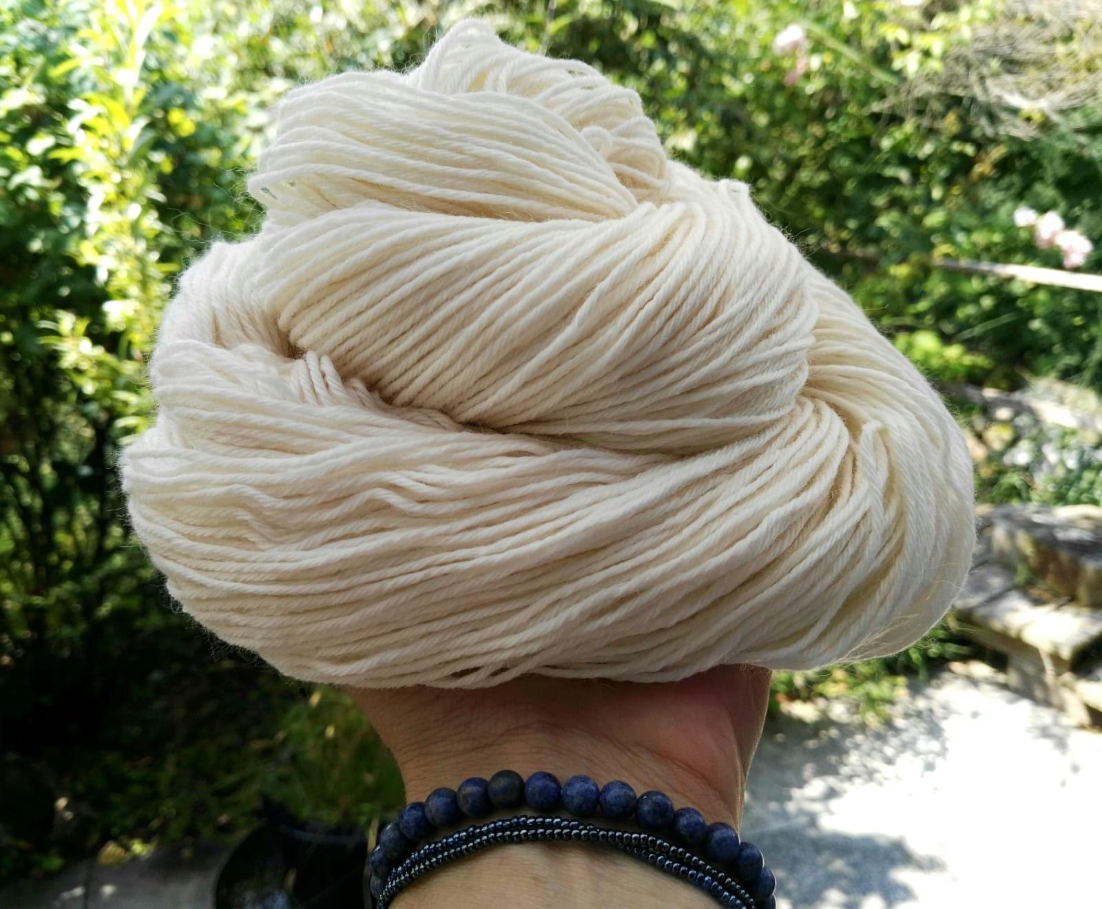 Rosy Green Wool Bio Merino 320m LL