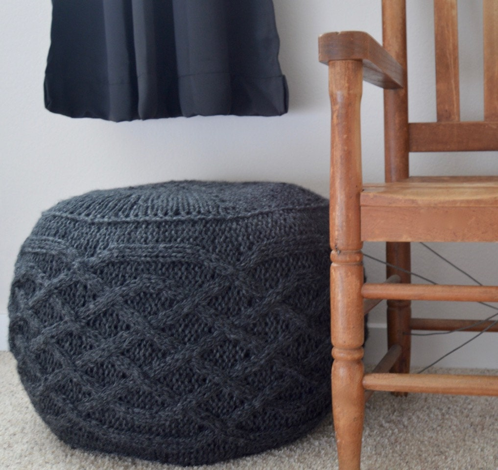 New Pattern: Oh Pouf!