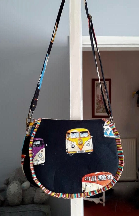Serena Saddle Bag PDF digital sewing pattern