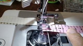 Sew 2cm away from edge