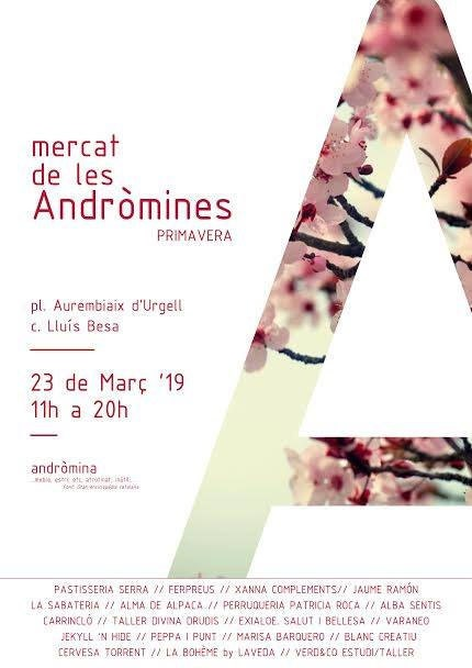 Mercadet de les Andrómines, Lleida.