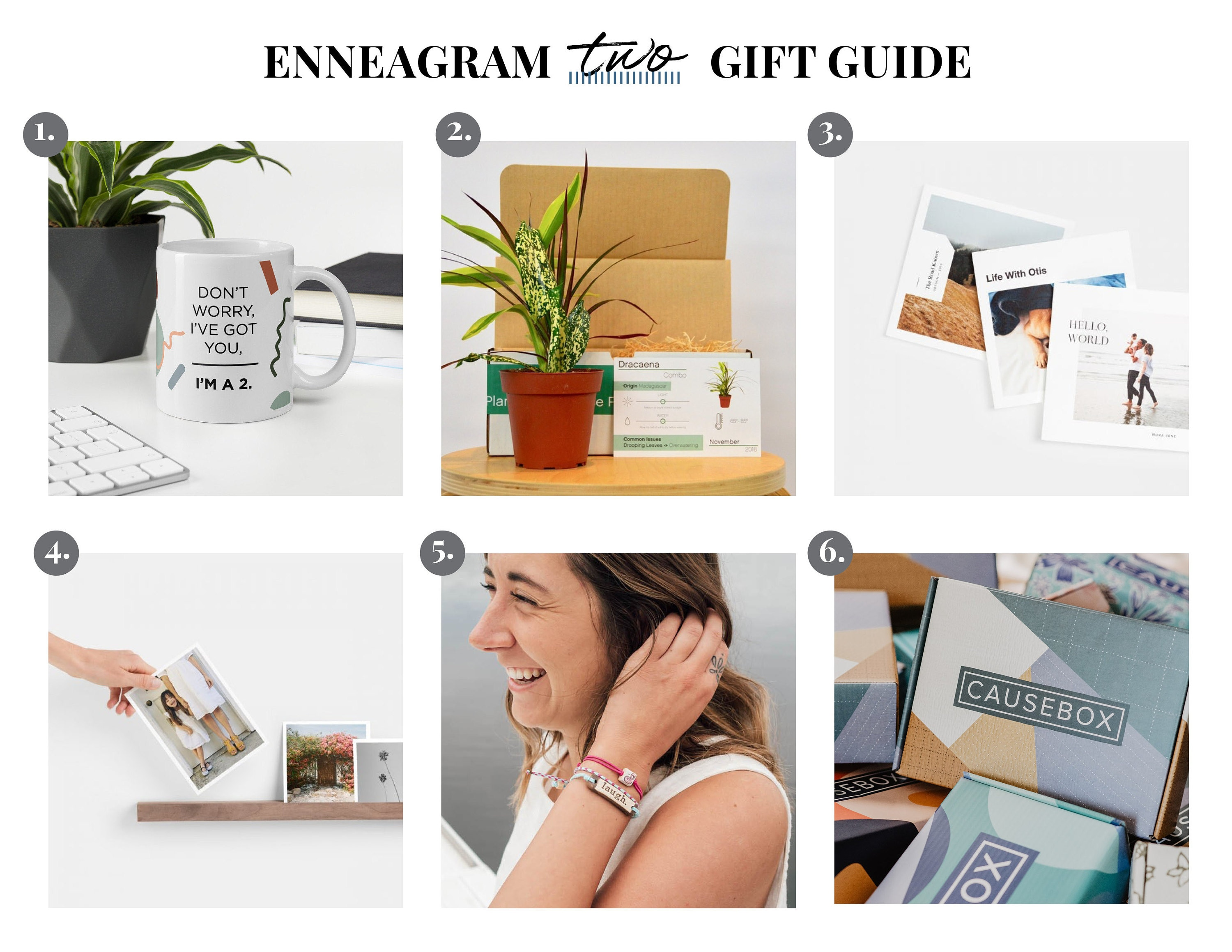 Enneagram Two Gift Guide