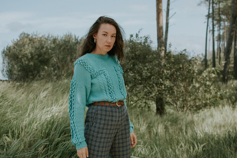 pompon pullover