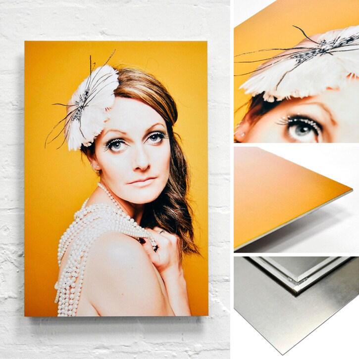 aluminium mounted prints