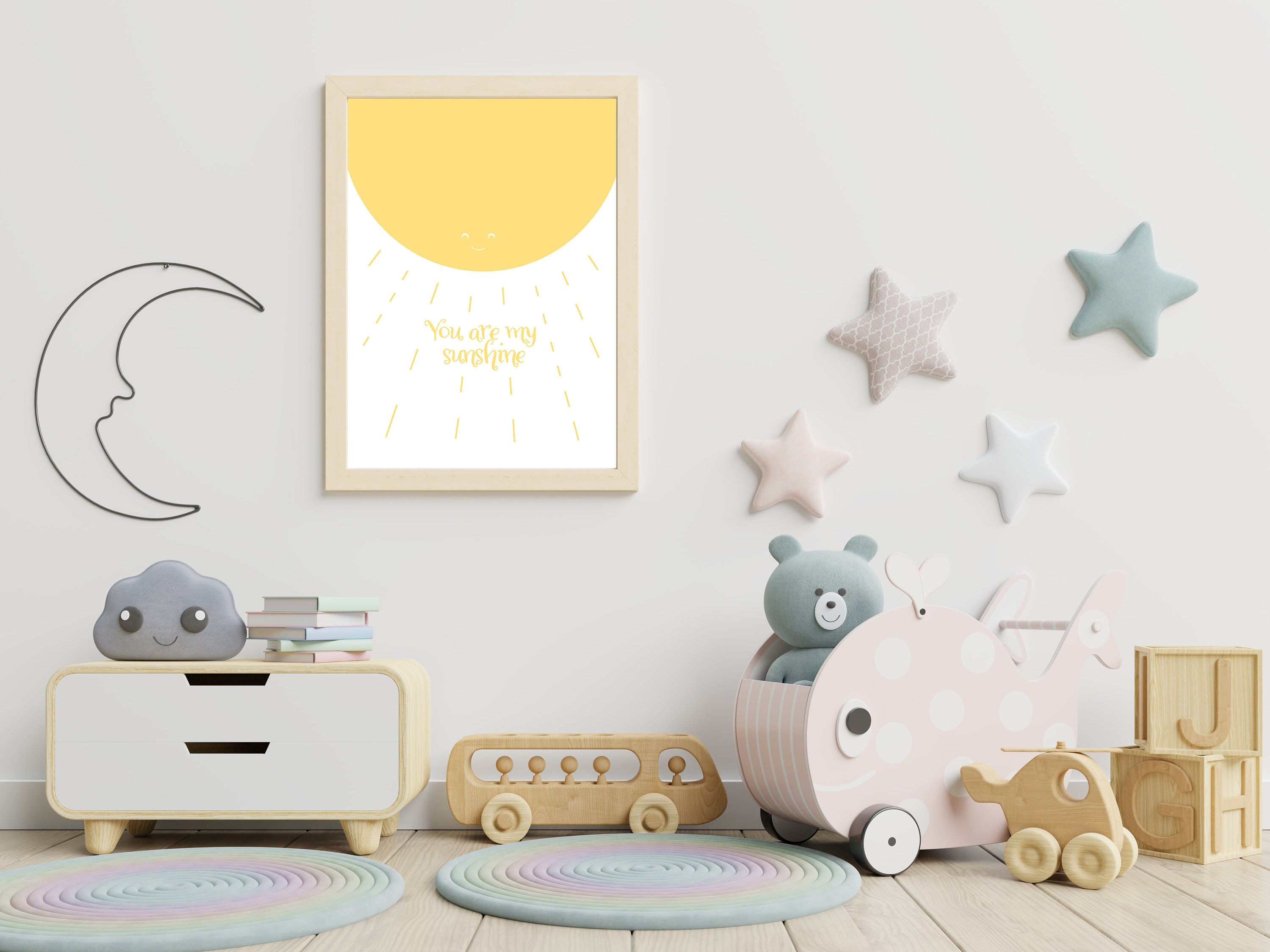 You Are My Sunshine downloadable print