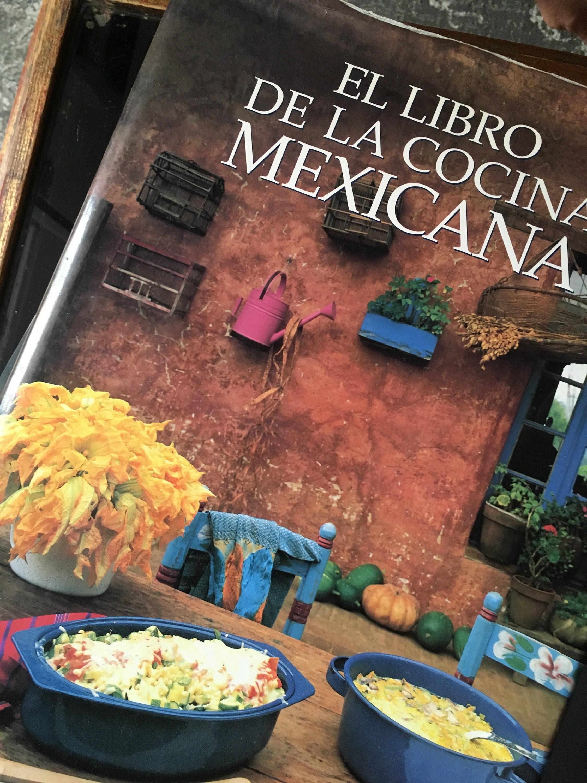 El libro de la cocina mexicana, de Susanna Palazuelos.