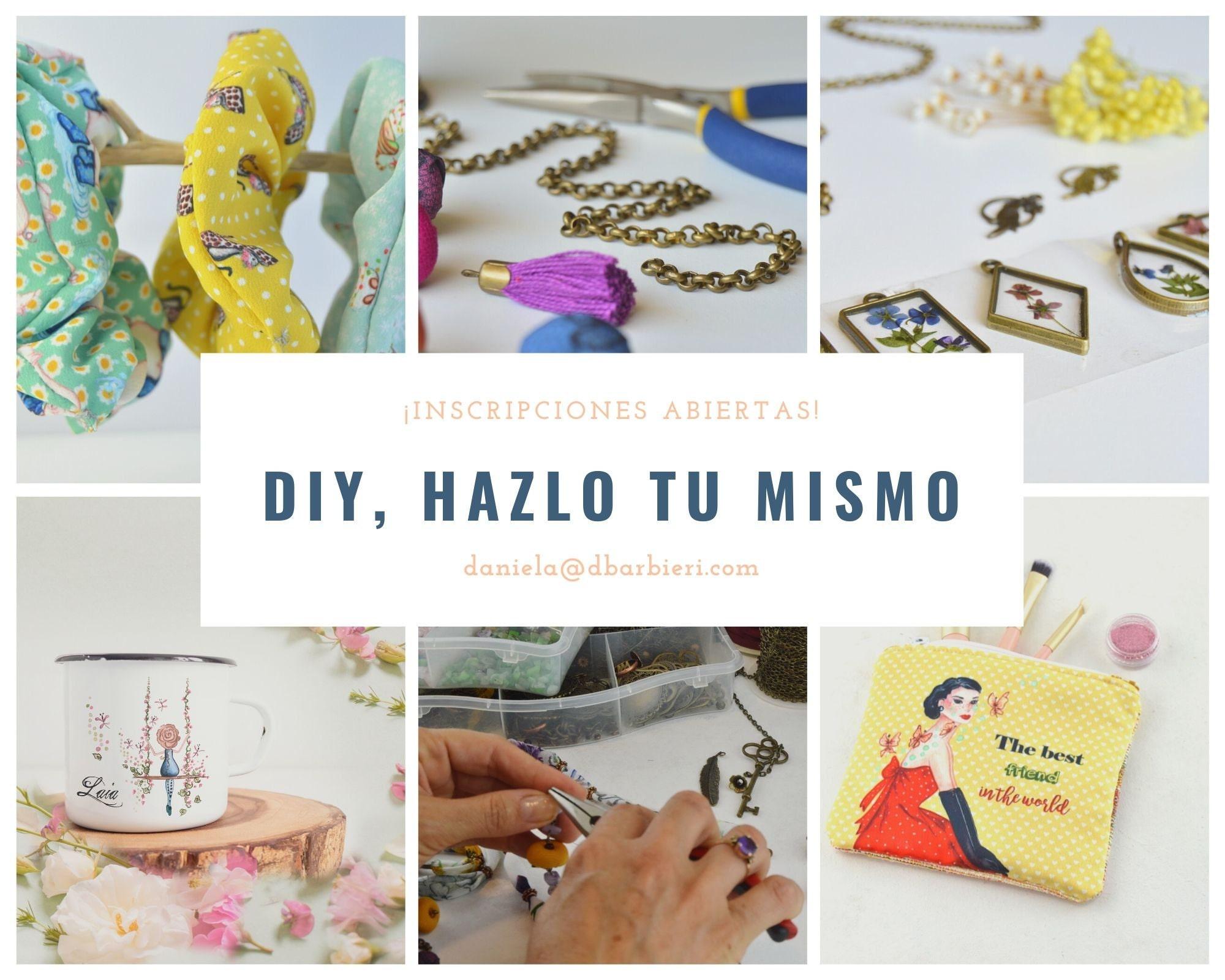 cursos de artesanías  y manualidades en Altafulla, Tarragona