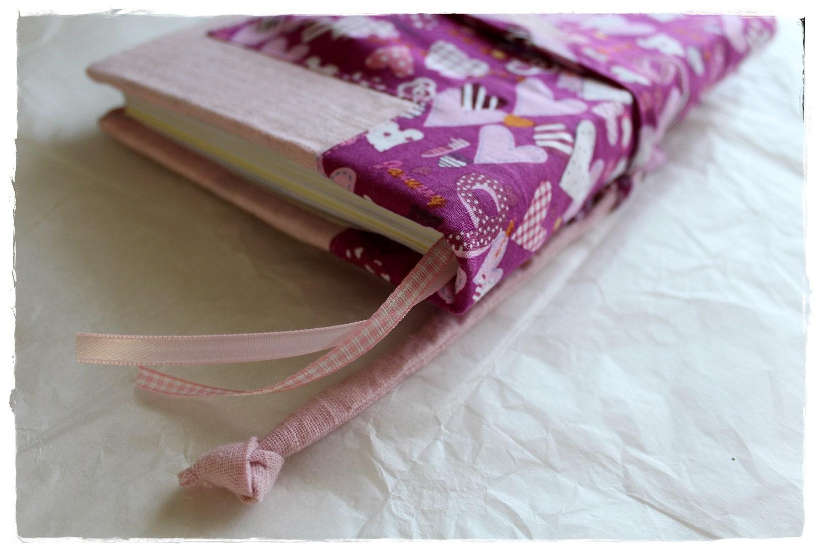 carnet artisanal pour bullet journal - Handmade notebook for your bullet agenda