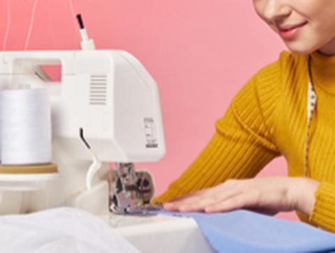 aprende a coser, curso de costura en Altafulla, tarragona