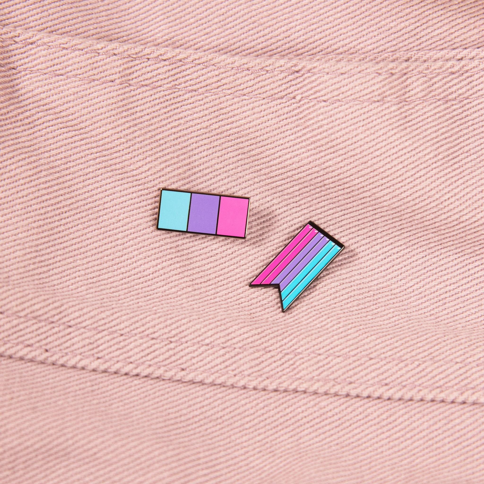 Androgyne Pride Accessories LGBT Queer Gender Identity
