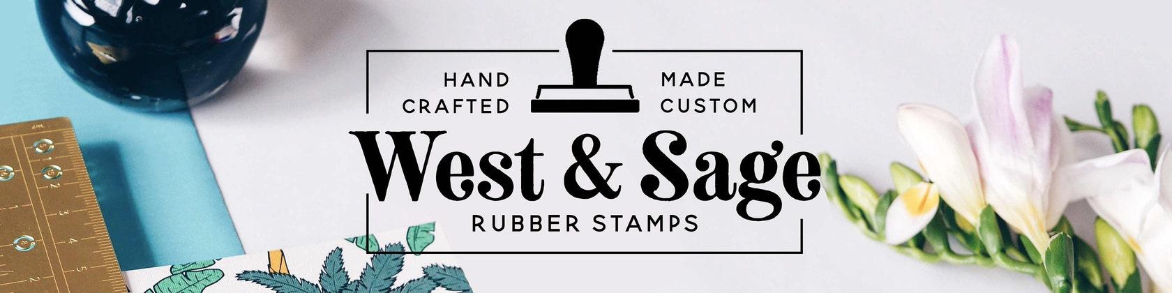 Scrapbook Customs Georgia Handmade in Rubber Stamp