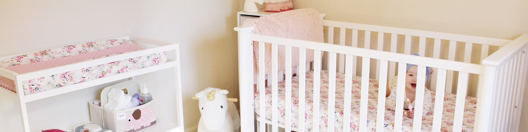 Custom nursery covers for your baby by LittleAngelsEmporium