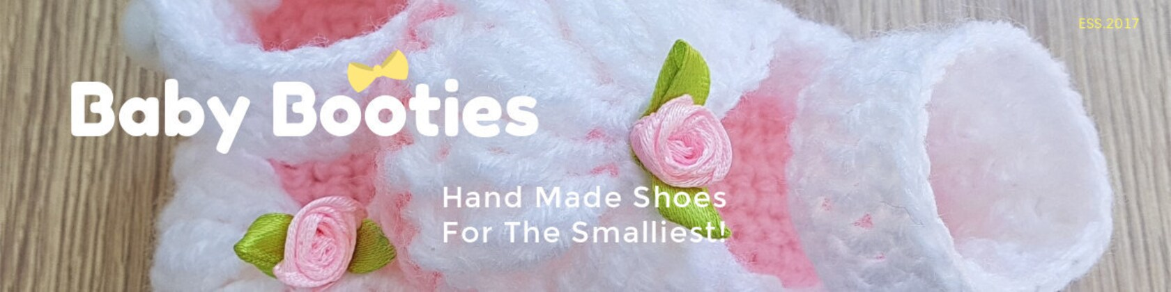 Baby Booties/crochet baby shoes/ socks/ knit. von ButusBabyShop